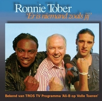 Ronnie Tober - Er is niemand zoals jij  CD-single