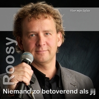 Roosy - Niemand zo betoverend als jij  CD-single