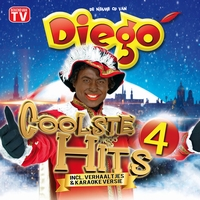 Diego - Coolste Hits nr. 4  CD
