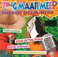 Zing maar mee - De beste country hits (4)  CD