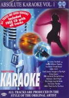 Party Time Karaoke - Absolute hits vol. 1  DVD