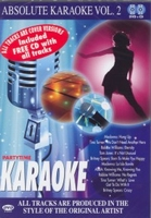 Party Time Karaoke - Absolute hits vol. 2  DVD