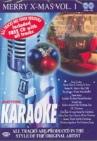 Party Time Karaoke - Merry Christmas vol.1  DVD